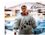 Ed Gibson NASA Astronaut genuine signed autograph